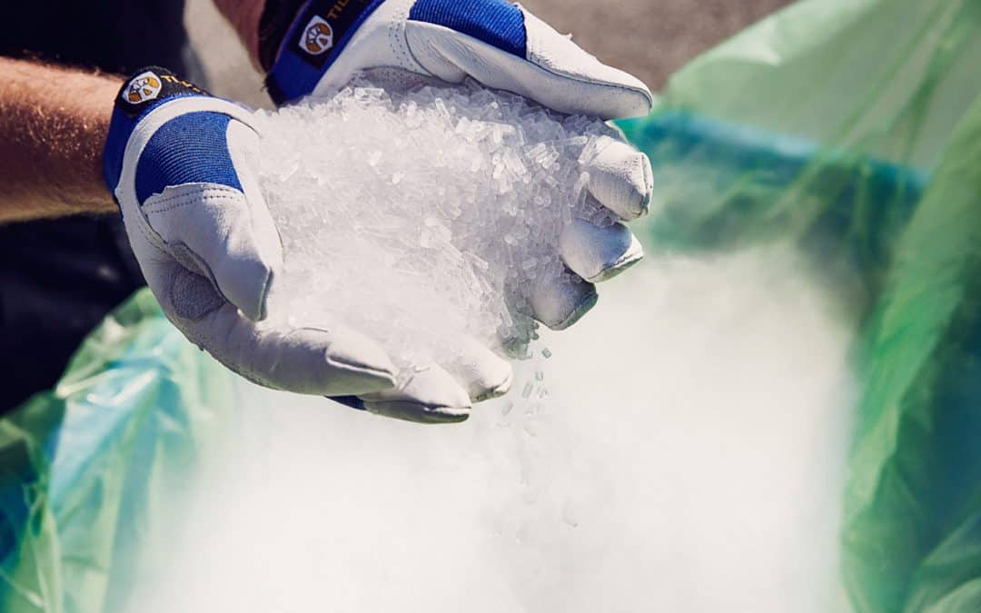 What's hot? Dry ice sales for nexAir