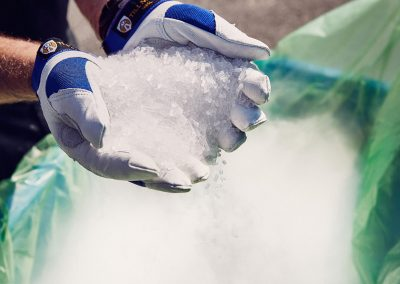 How Dry Ice Keeps Our World A Warmer Place