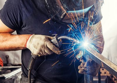 Basic Welding Gases and Their Respective Blends