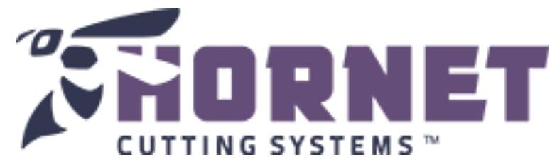 Hornet Cutting Systems Logo