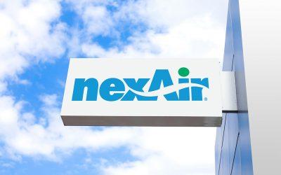 nexAir makes organisational changes