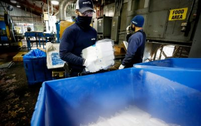 NexAir sees demand rise for dry ice, no thanks to Pfizer vaccine