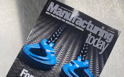 nexAir Featured In Manufacturing Today – A History of Excellence